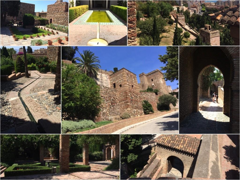 Impressionen von der Alcazaba
