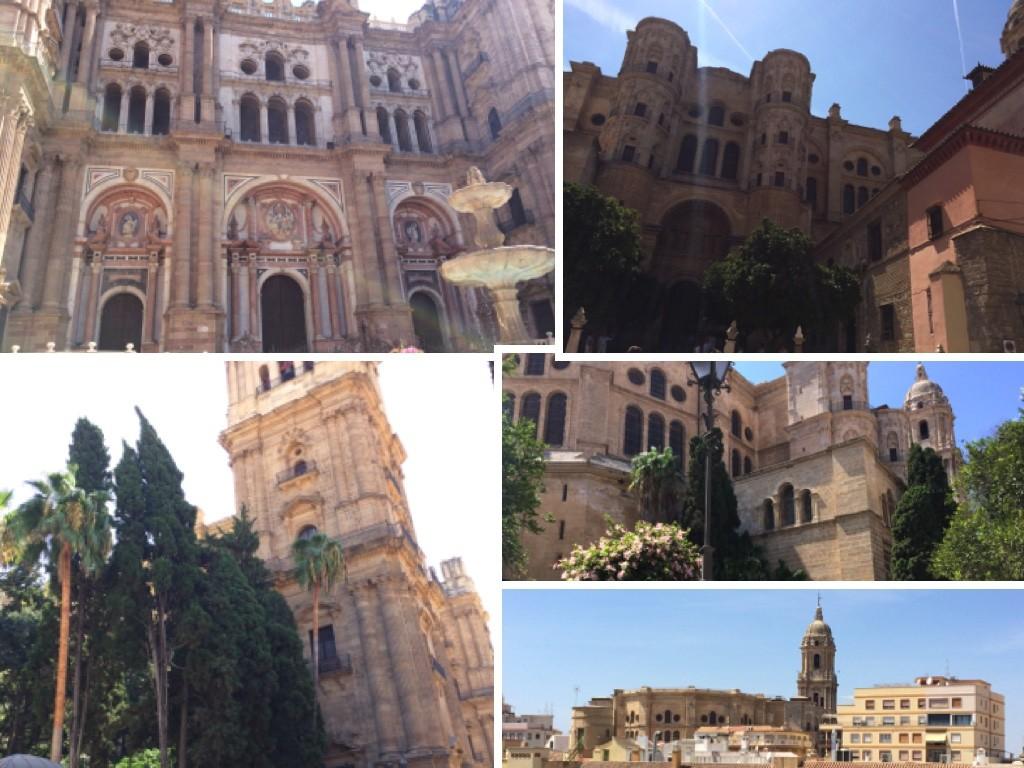 Impressionen von der Kathedrale