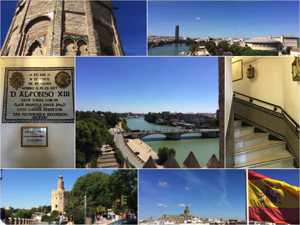Impressionen vom Torre del Oro