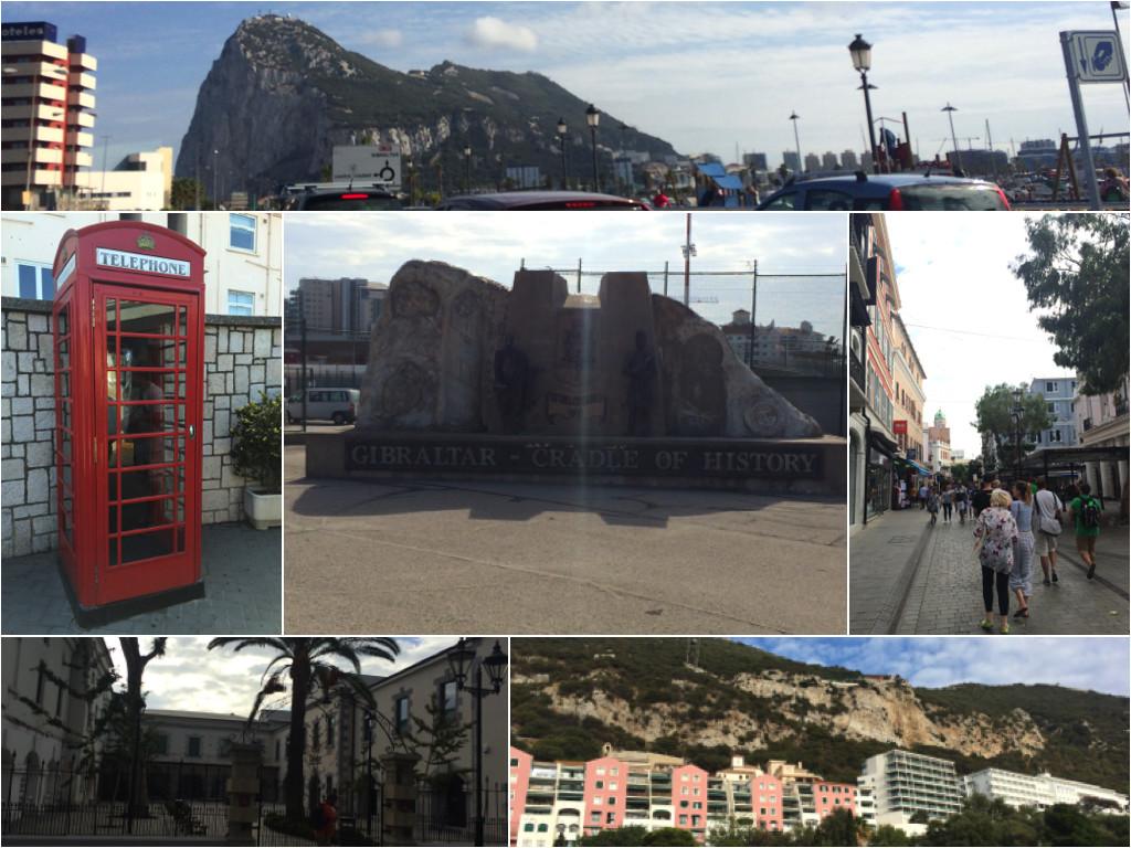 Impressionen von Gibraltar