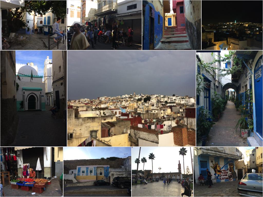 Impressionen von Tangier