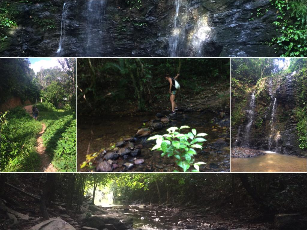 Trip zum Ao Klong Jark Wasserfall