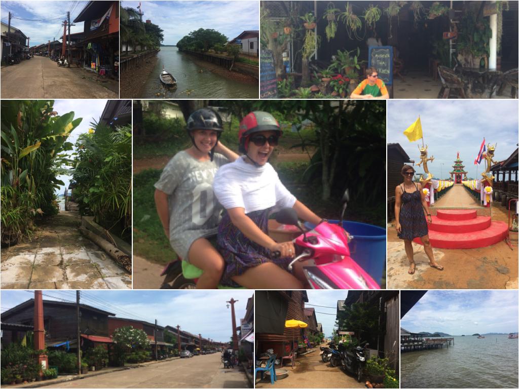 Trip nach Lanta Old Town